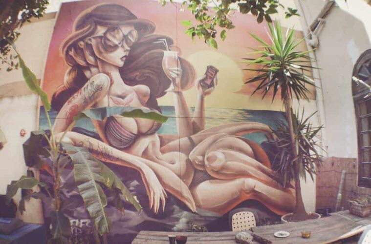 Hostel Jones in Sliema, Malta - Alternative, Backpacker, Island-Lifestyle