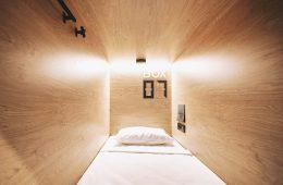 inBox Capsule Hotel in St Petersburg - Capsule beds to cherish your own space