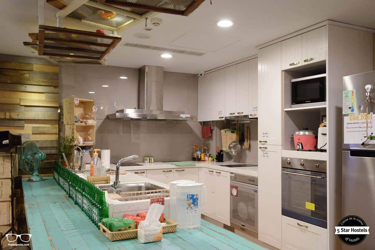 Lets cook at Hualien Wow Hostel