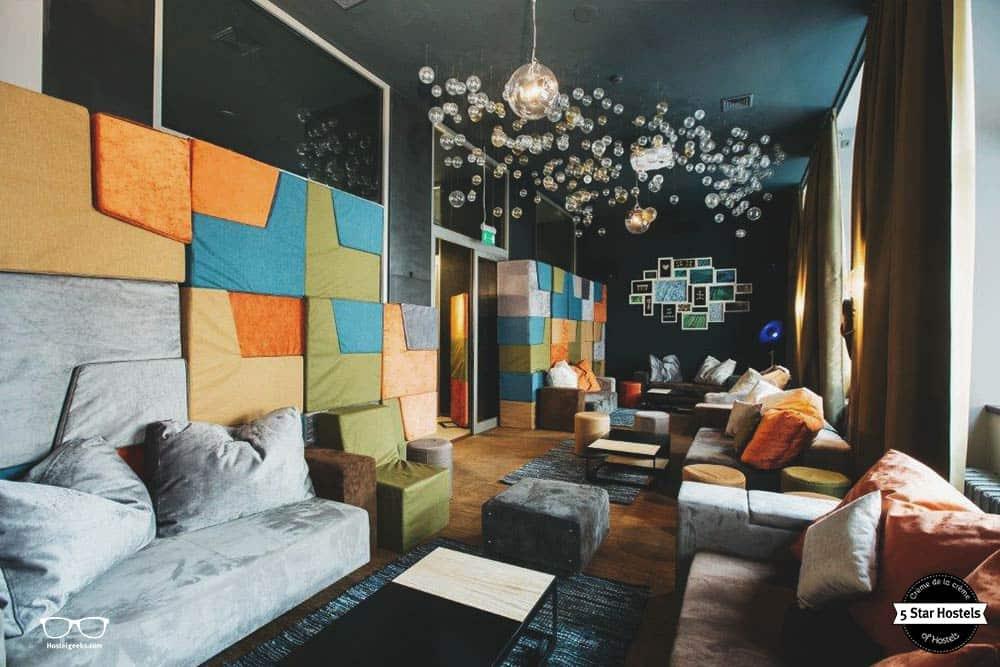 Lounge at Mosaic House