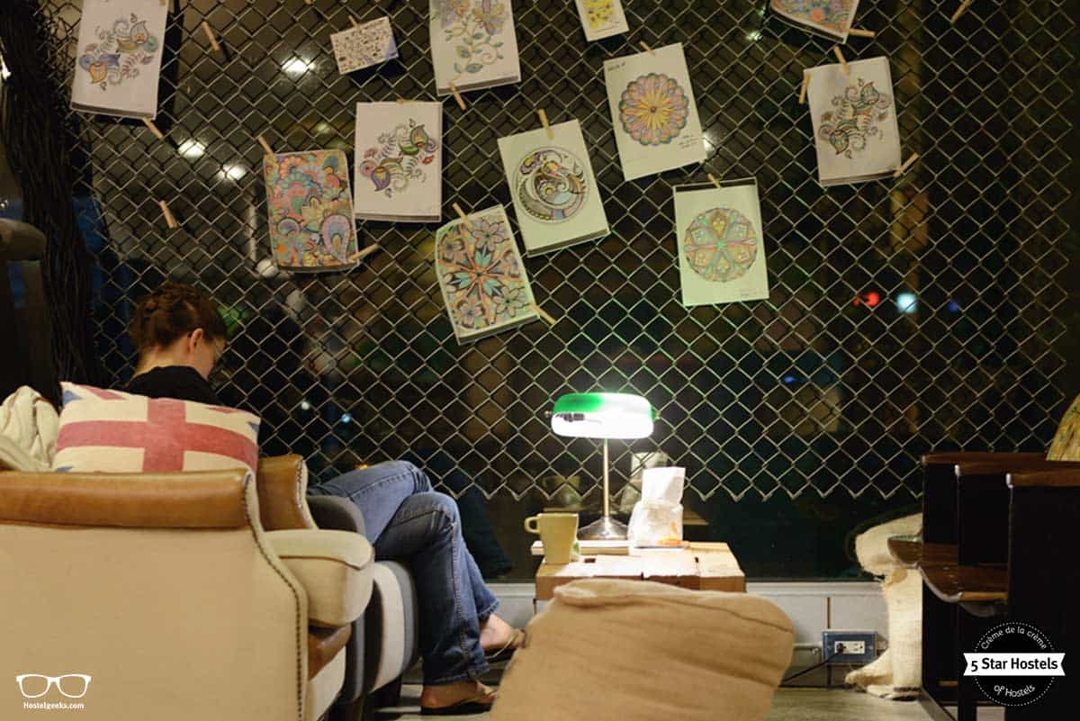 Relax at Hualien Wow Hostel in Hualien, Taiwan