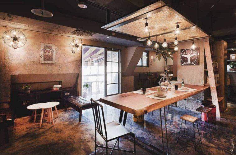 23 best hostels in taiwan in 2019 map solo traveler for Design hotel ximen