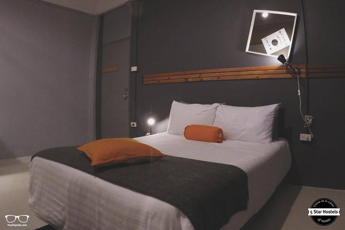 Bed at SleepClub Krabi