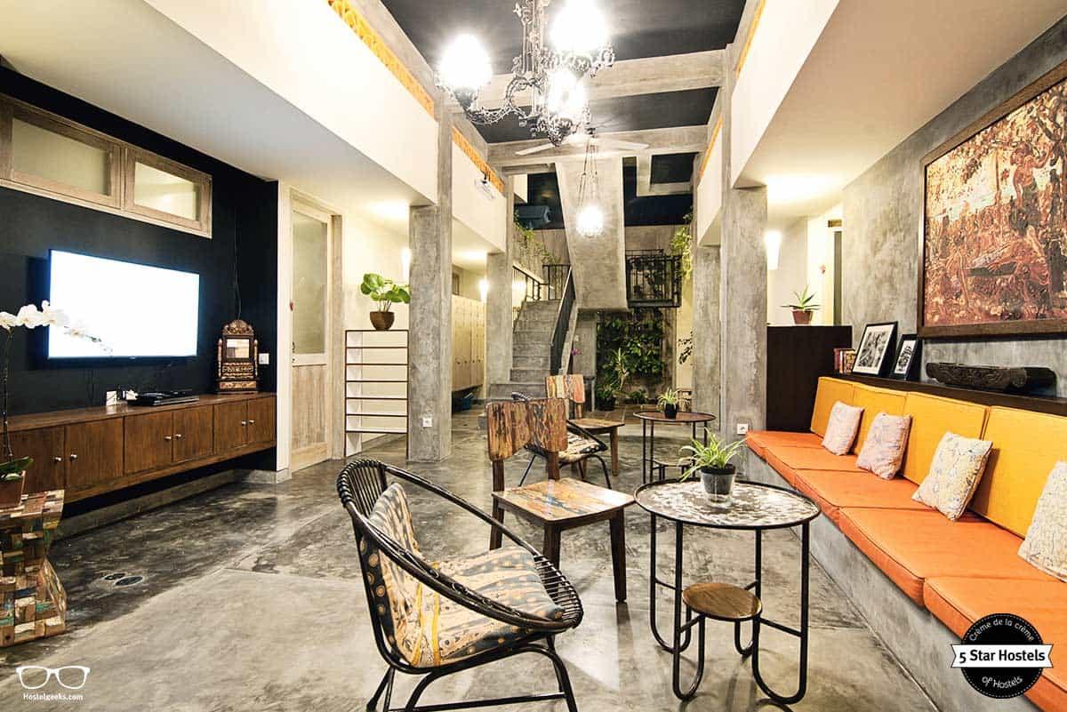 Ultimate list of 112 design hostels 2018 boutique for Hostel design