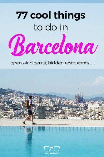 77 Cool Things To Do In Barcelona 2019 (Roof Tops, Beaches