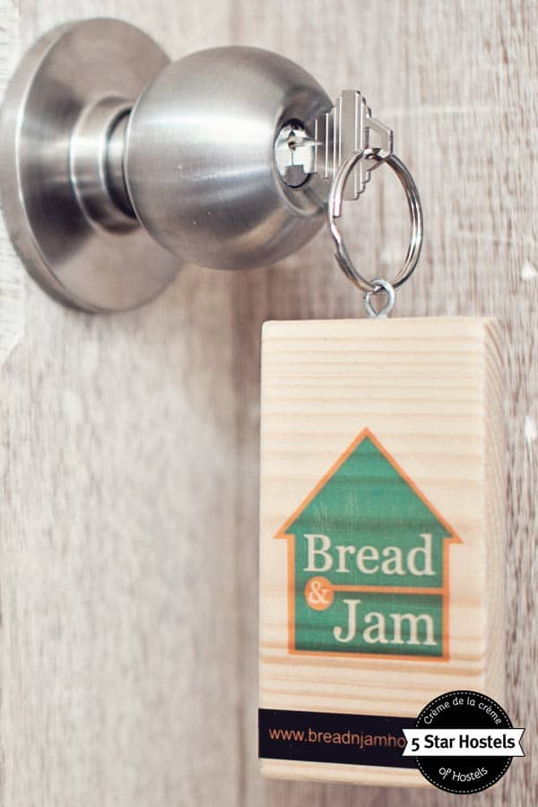 details at Bread&Jam Hostel Bali