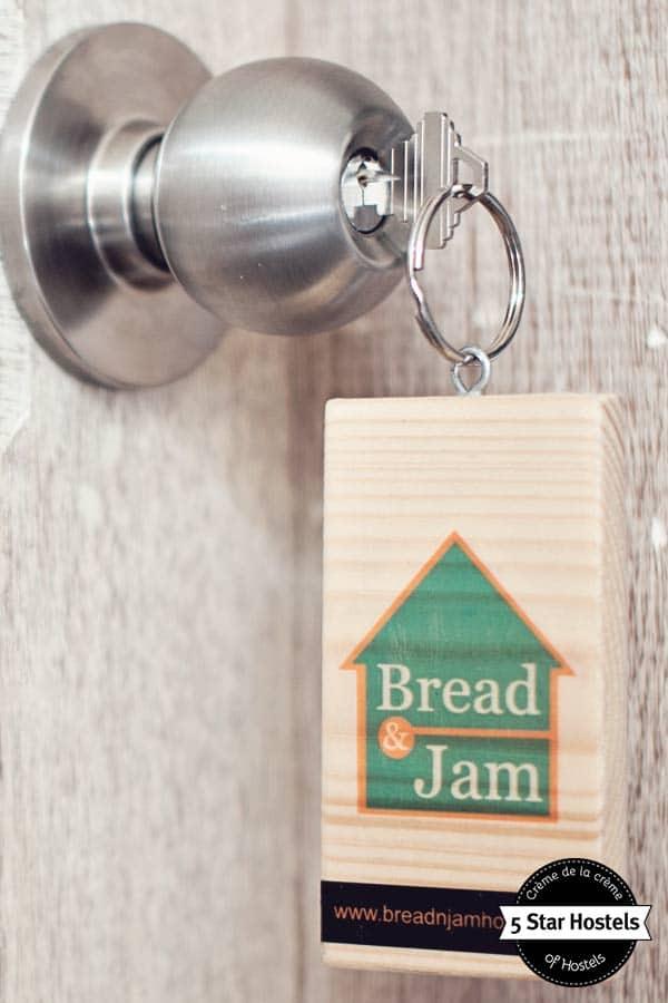 details at Bread&Jam Hostel Bali