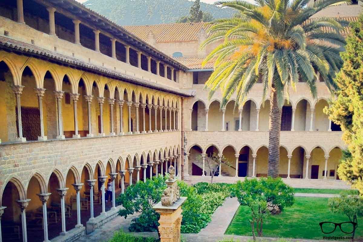 Reial Monastir de Santa Maria de Pedralbes