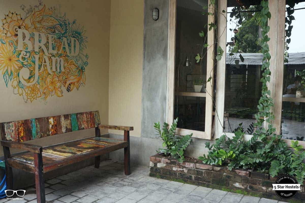 Welcome to Bread and Jam best Hostel in Bali