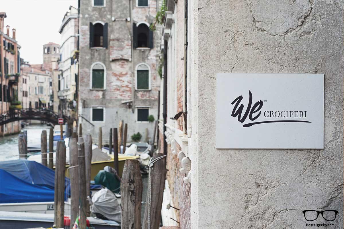 Canal parking We Crociferi Venice