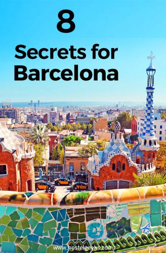 Best Kept Secrets in Barcelona