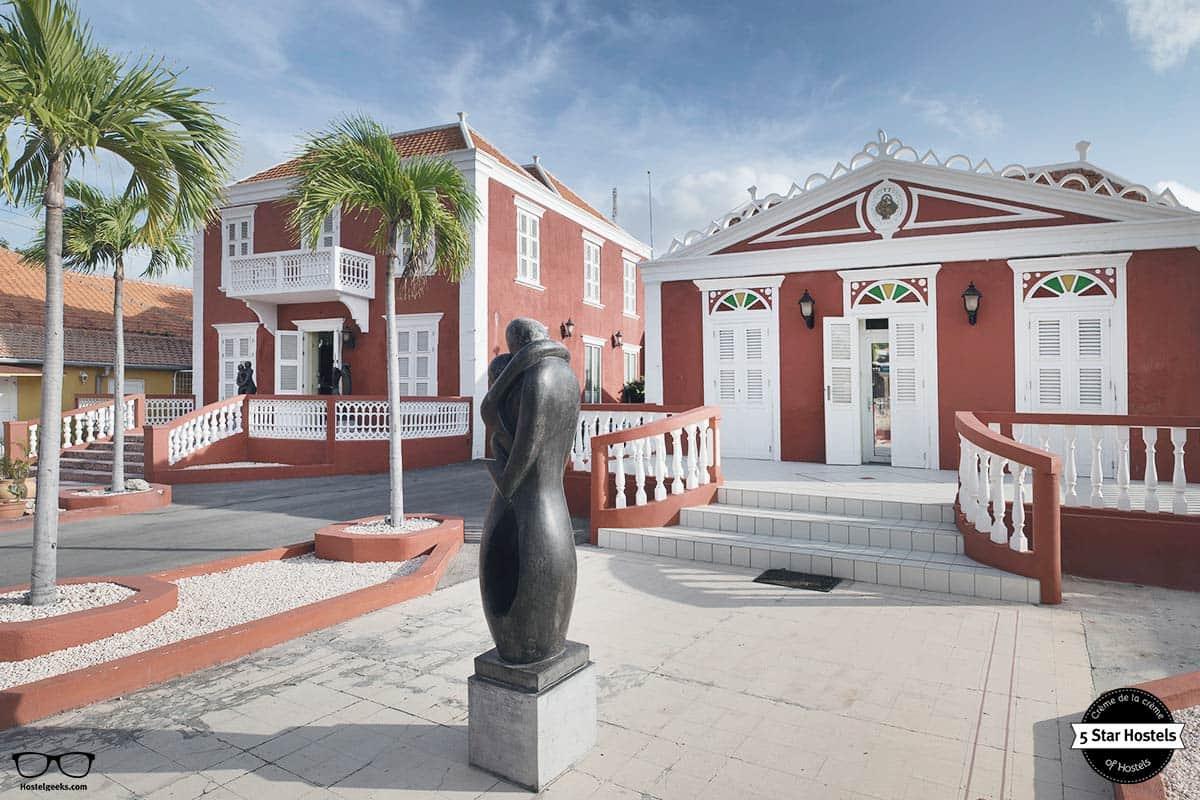 Curacao hostel The Ritz Village