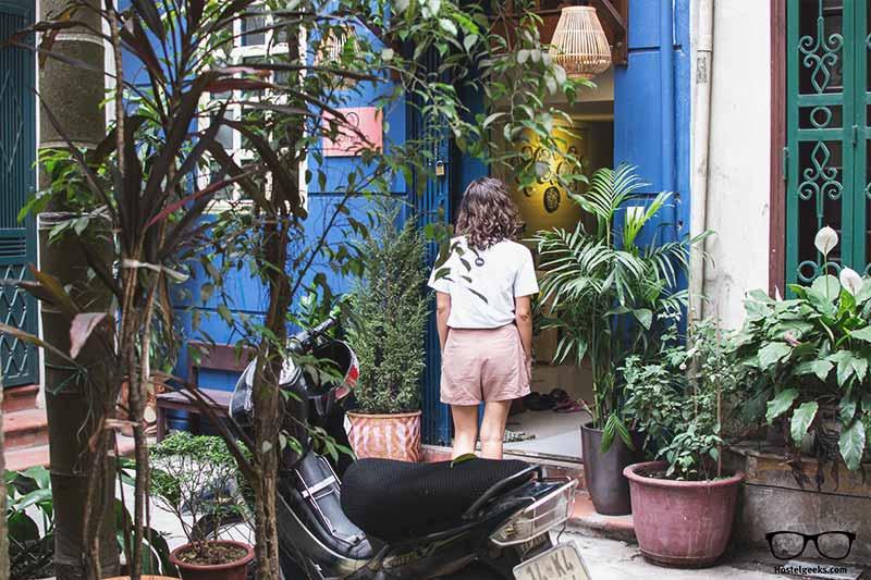 Momento homestay in Hanoi