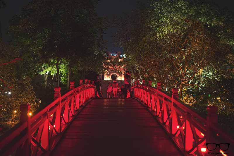 Ngoc Son Temple - Đền Ngọc Sơn