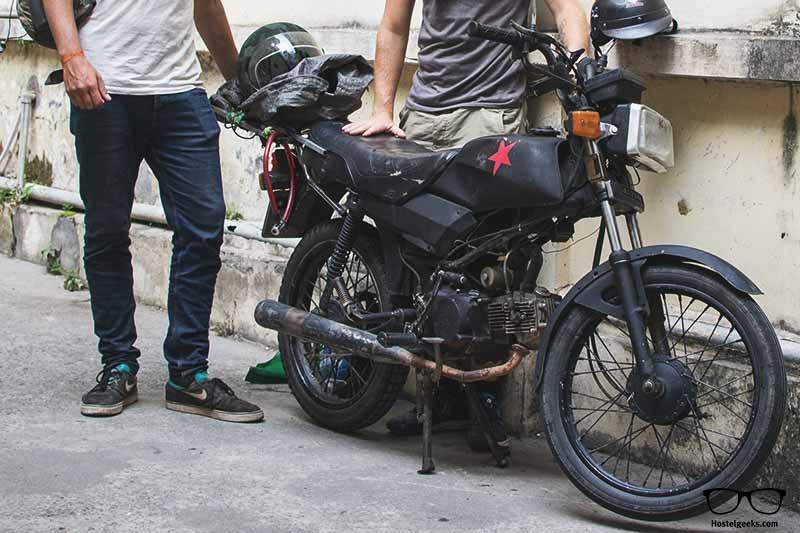 Buying a motorbike in Hanoi