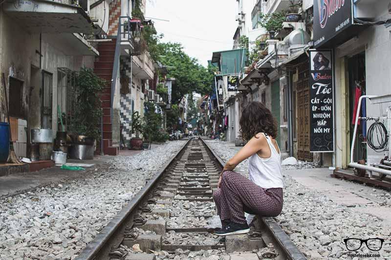 Railway Photo in Hanoi