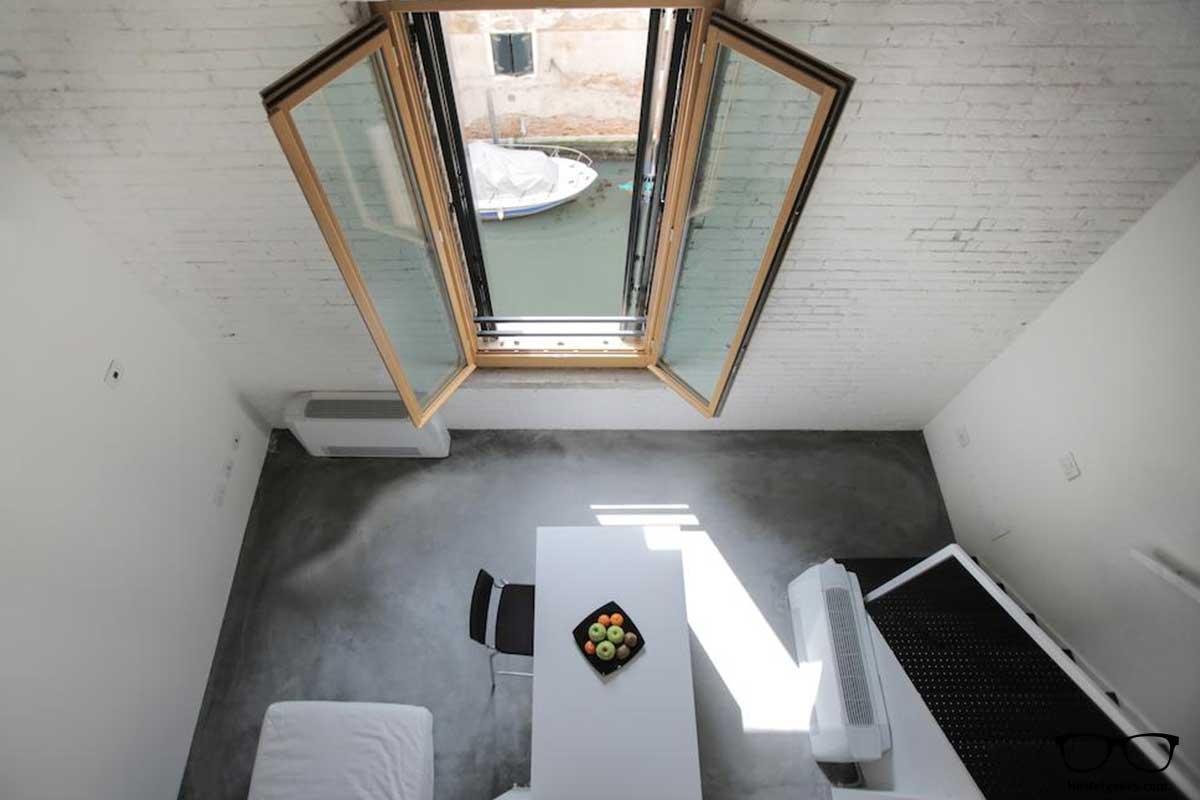 Room at We Crociferi Venice