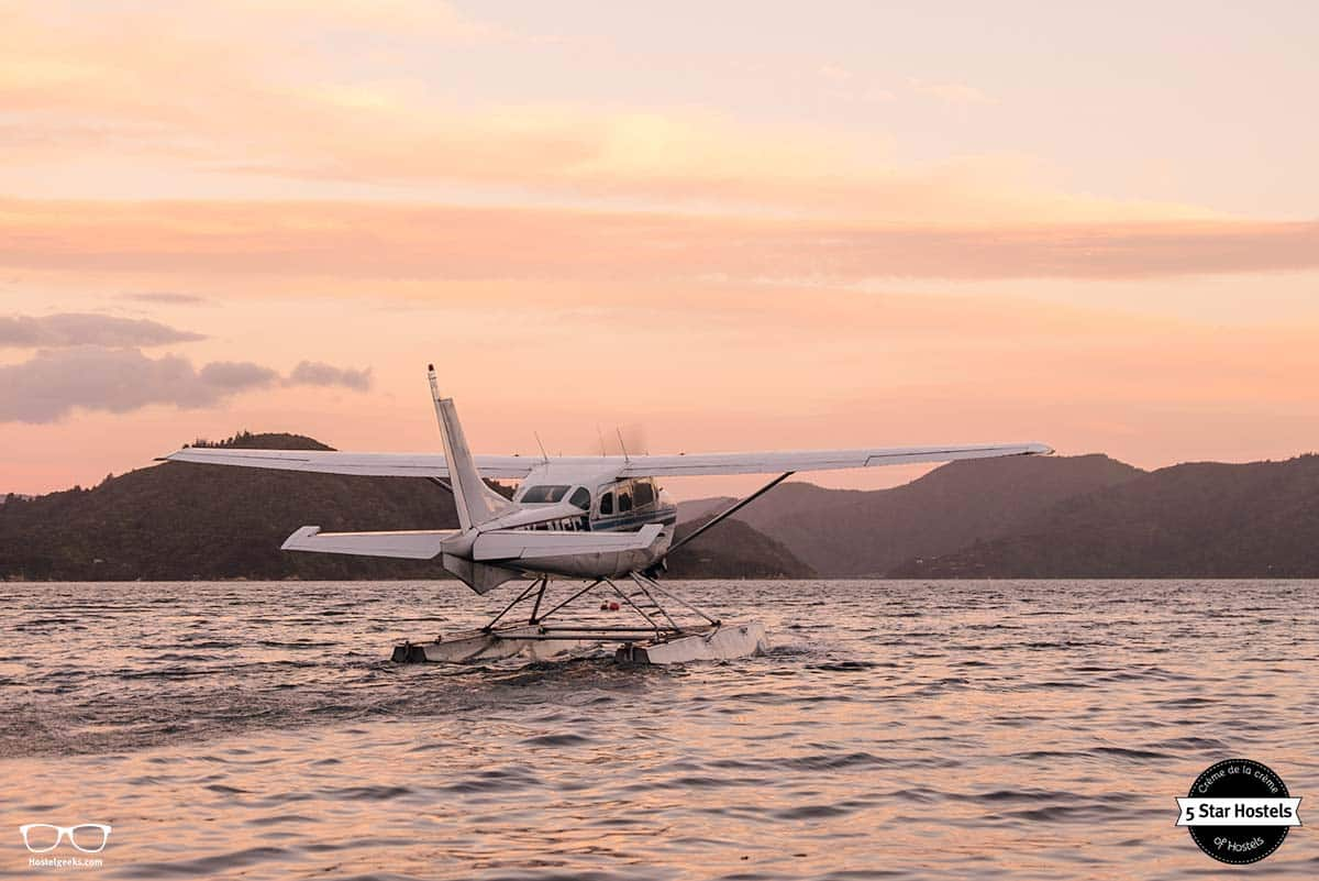 Air Taxi at Hopewell Lodge