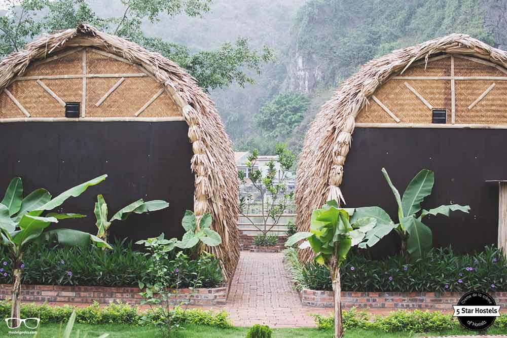 Bungalow-style accommodation