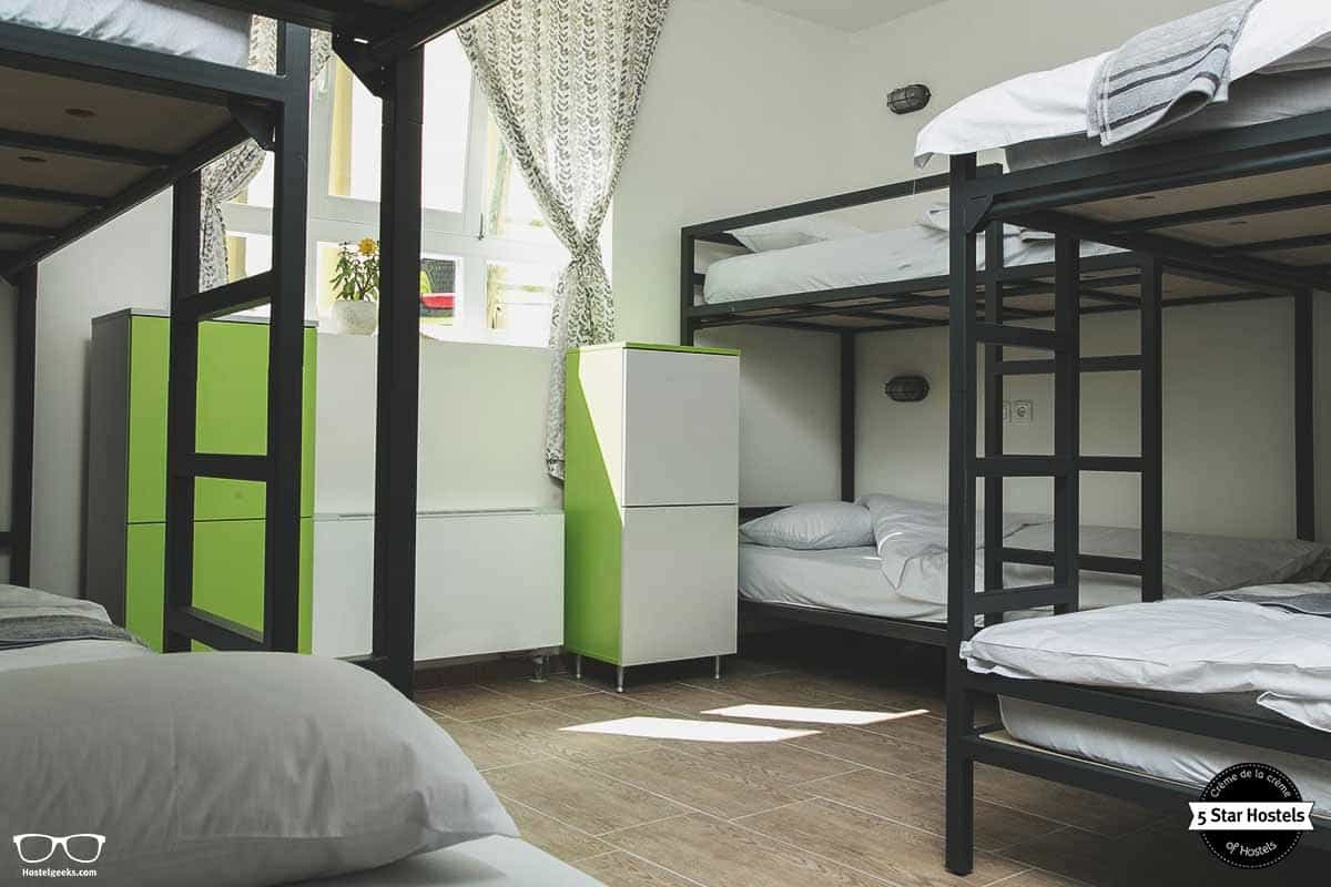Bunk Bed Room at varad Inn Hostel