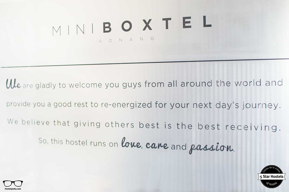 Mini Boxtel works with love and passion