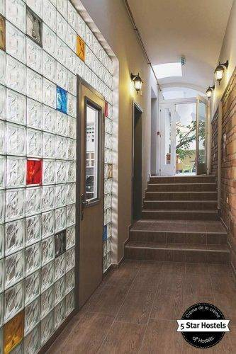 Interior design at Varad Inn Hostel