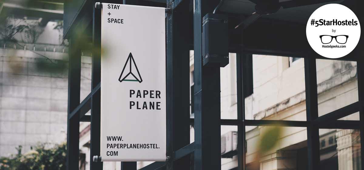Paper Plane Hostel in Kuala Lumpur