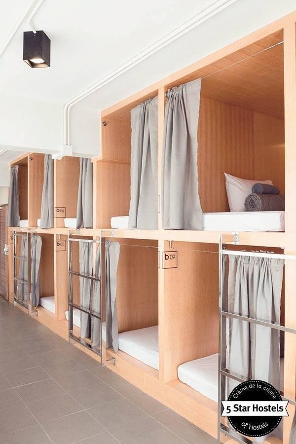 Pods at Mini Boxtel AoNang Hostel