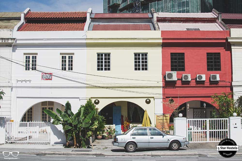 The Tiny Village around Paper Plane Hostel