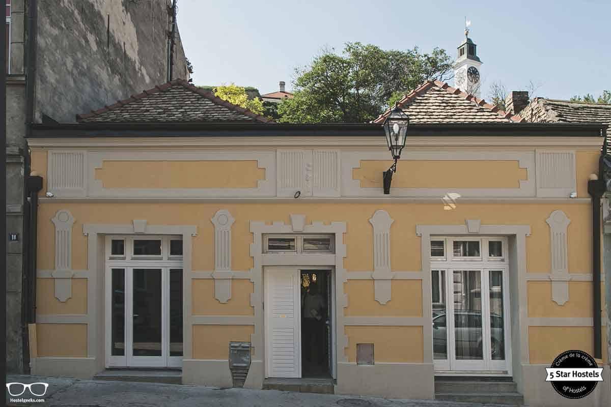 Varad Inn Hostel - Original Baroque Style from 1714 and 5 Star Hostel