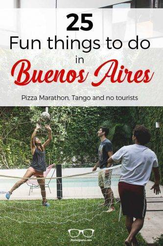25 Fun things to do in Buenos Aires - Tango, Pizza Marathon and No Tourists