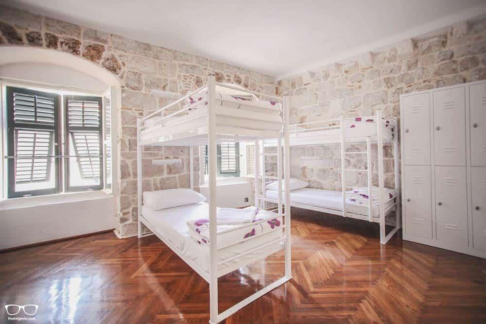 Best hostel in Dubrovnik: Hostel Angelina Old Town