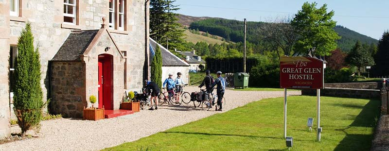 Best Hostels in Loch Ness: Great Glen Hostel
