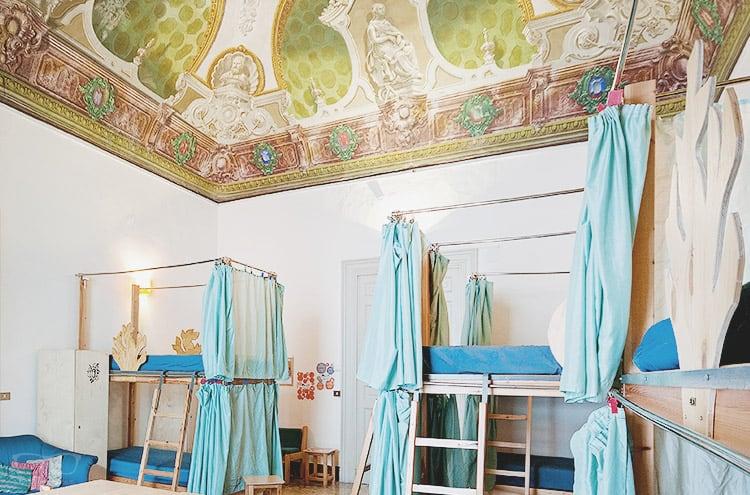 Best hostel in Sicicly, Catania - Ostello degli Elefanti