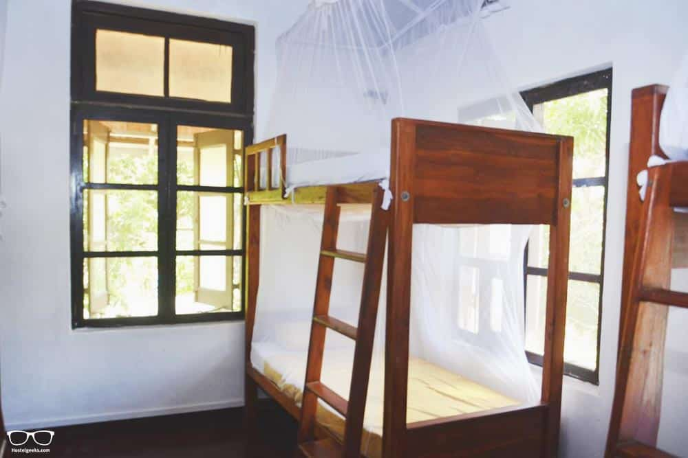 Fig and Geko hostel, Anuradhapura