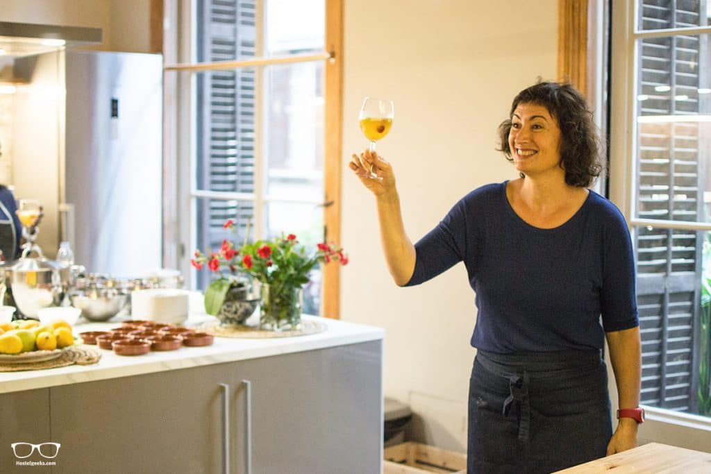 Cheers with Foodie Experience Barcelona