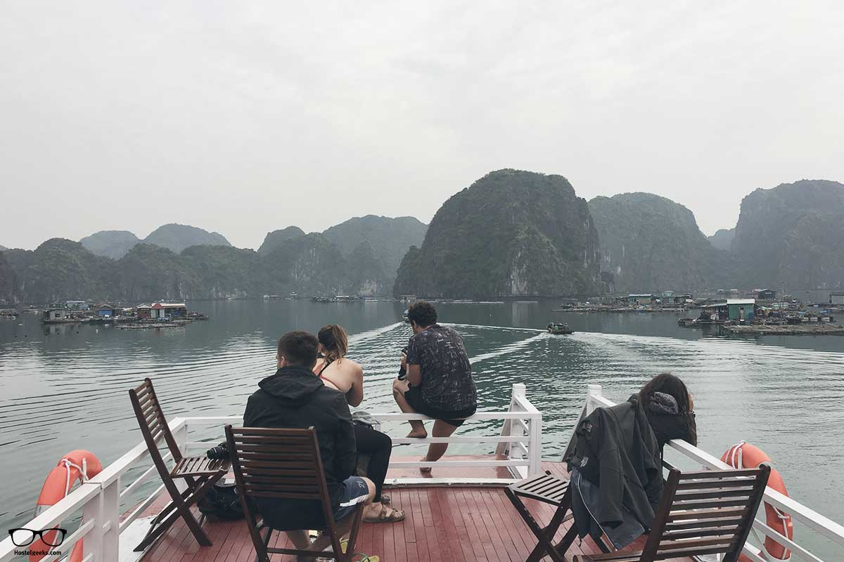 Private tour Ha Long Bay with Woodstock