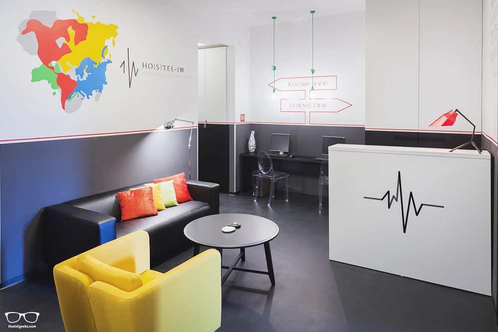 Best hostel in Rijeka: Hostel 1W