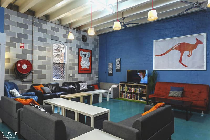 Tequila Sunrise Adelaide one of the best hostels in Australia