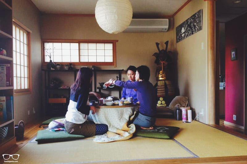 ASO Base Backpackers - Best Hostels in Japan