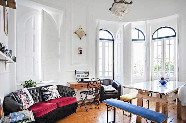 best hostel in Lagos: Baixa Terrace