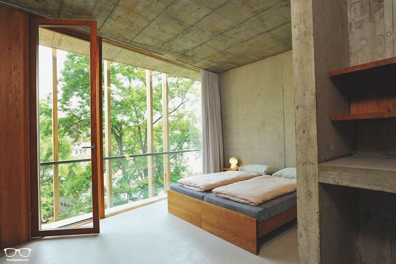 Basel Youth Hostel best hostels in Switzerland