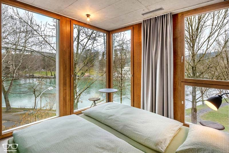 Bern Youth Hostel best hostels in Switzerland