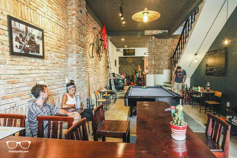 Best Hostels in Hoi An; Leo Leo Hostel - easy-going hostel with top location
