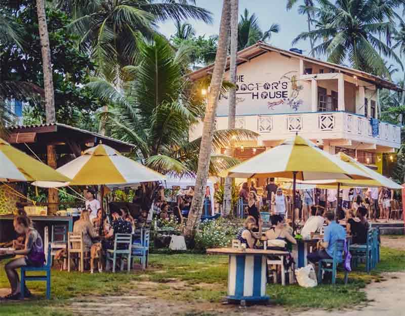 Best hostel in Matara, Sri Lanka