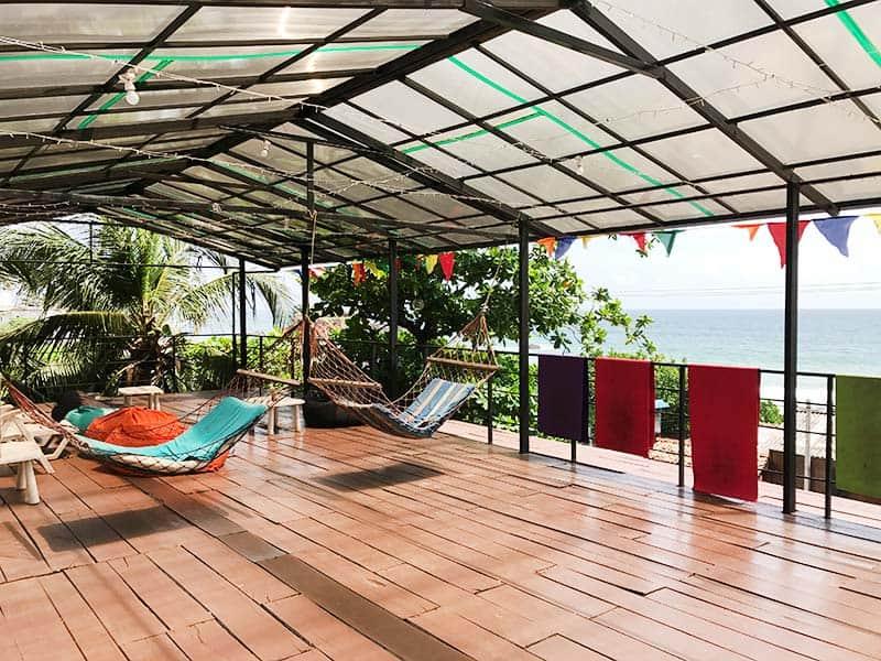 Best Hostels in Mirissa; Hangover Hostels