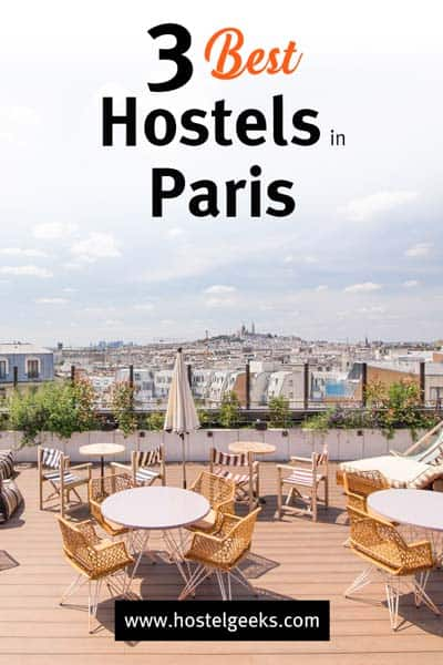 Best Hostels in Paris, France - by Hostelgeeks
