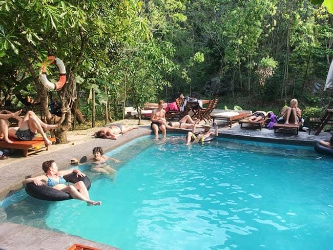Best Hostels in Phong Nha: Easy Tiger Hostel