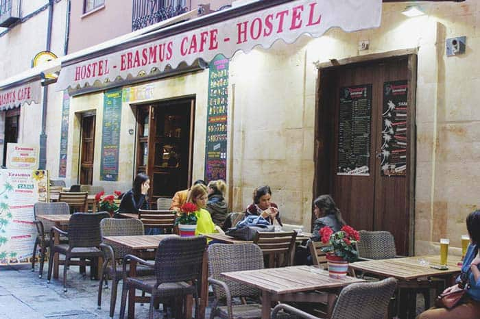 Best Hostels in Salamanca: Erasmus Home
