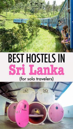 Best Hostels in Sri Lanka (+Itinerary Ideas)